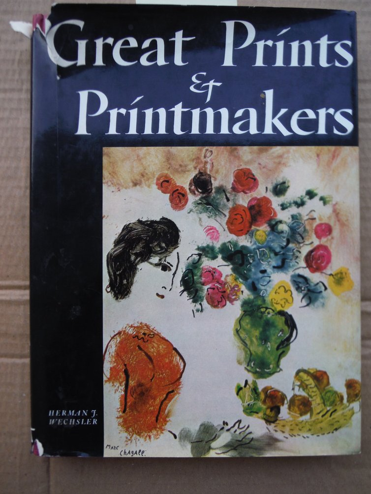 Image 0 of Great Prints & Printmakers