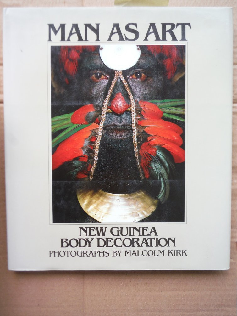 Man as Art: New Guinea Body Decoration
