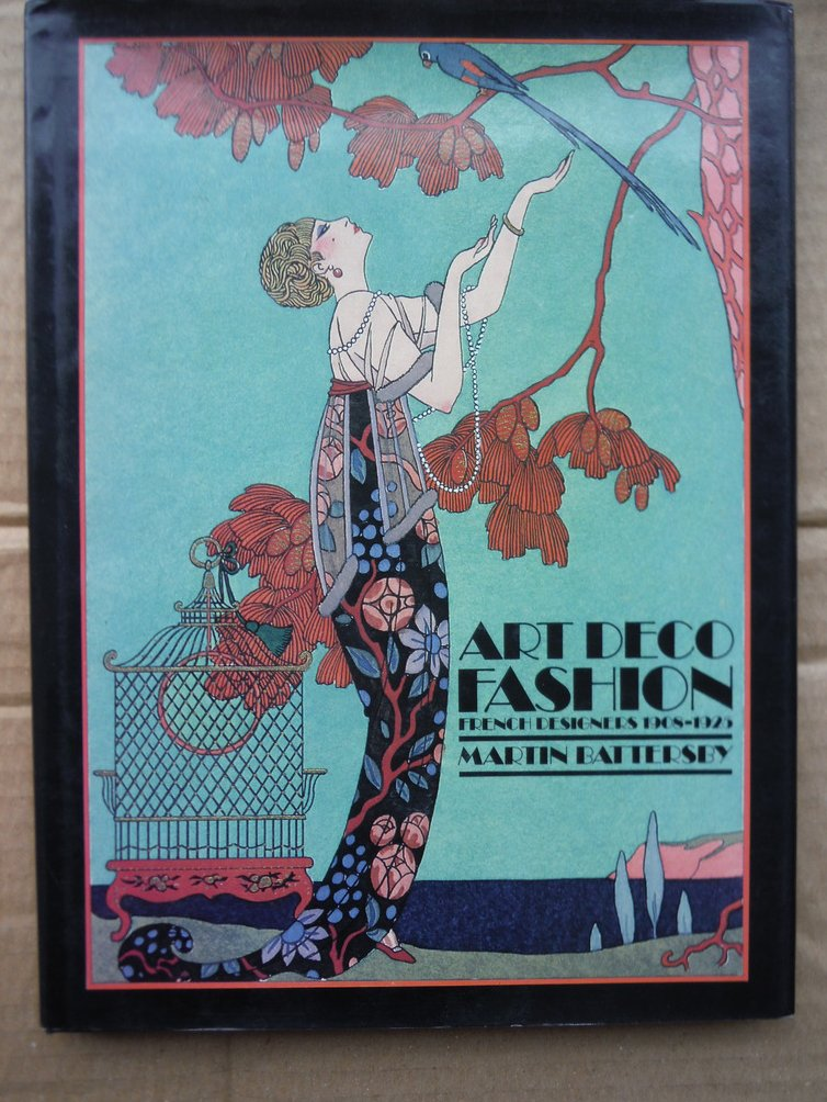 Art Deco Fashion: French Designers, 1908-1925 (Academy Art Editions)