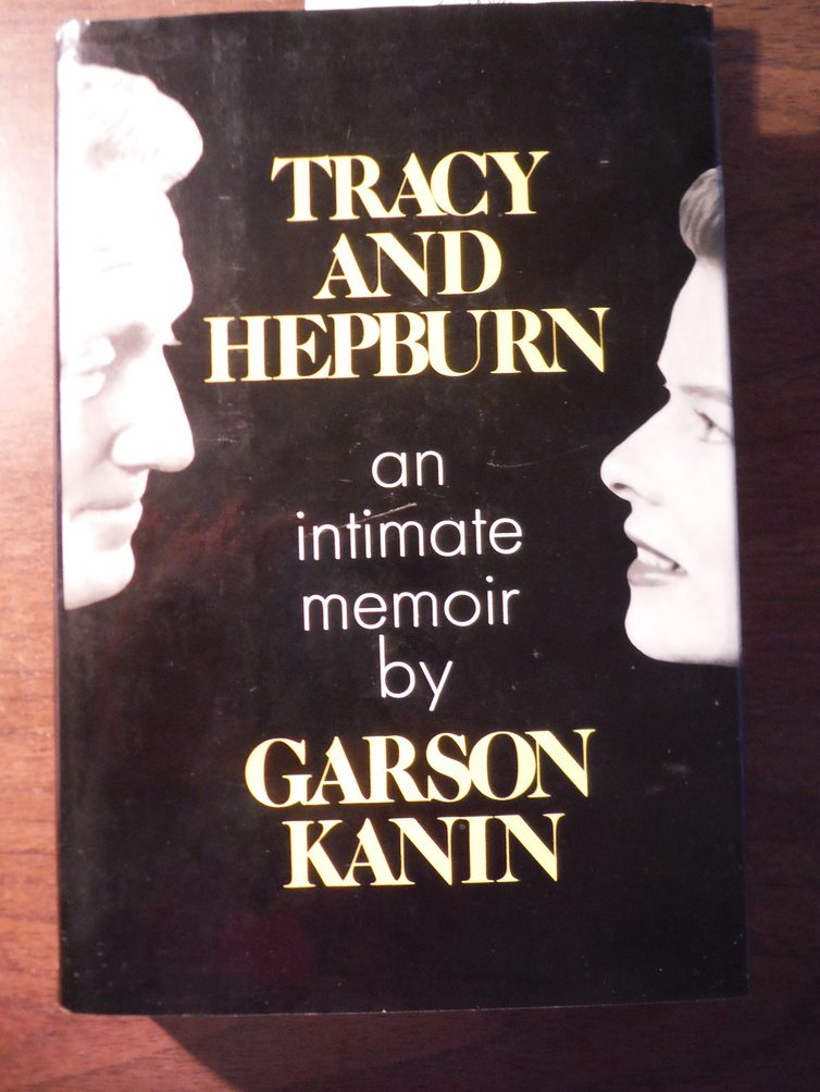 Image 0 of Tracy  and Hepburn an  Intimate Memoir