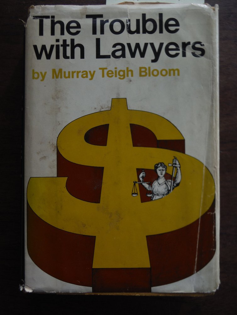 Image 0 of The trouble with lawyers