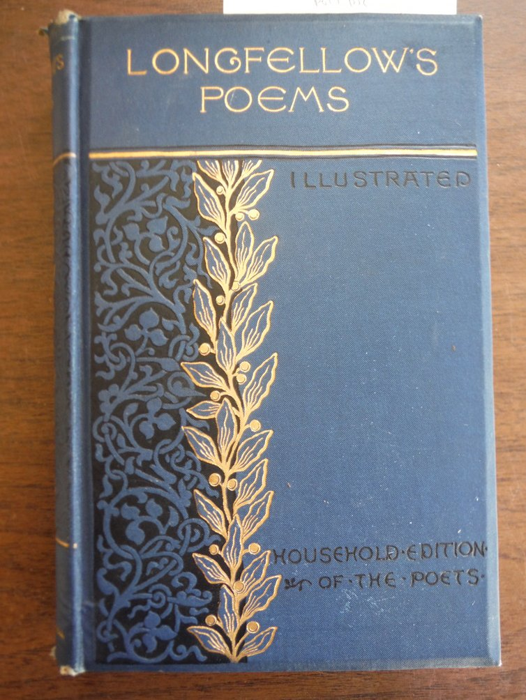Image 0 of The Poetical Works of Henry Wadsworth Longfellow  Household Edition
