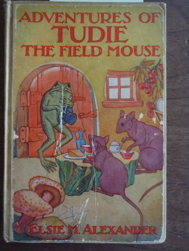 Image 0 of The Adventures of Tudie The Story of the Field Mouse (The Sunnybrook Series)