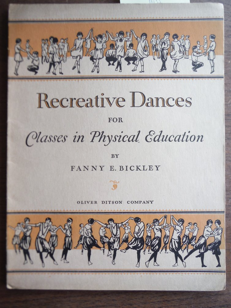 Recreative Dances for Classes in Physical Education