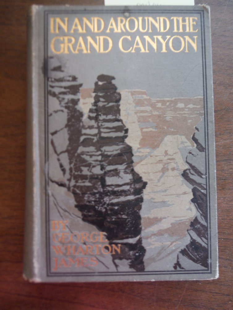 In & Around the Grand Canyon (First Edition)