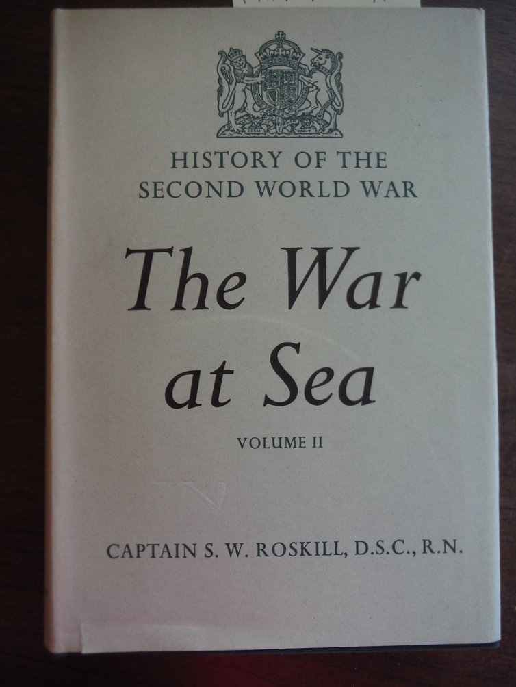 Image 0 of War at Sea - 1939-1945 - Volume 2 - The Period of Balance, The