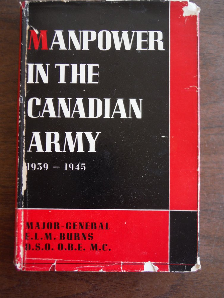 Manpower in the Canadian Army, 1939-1945