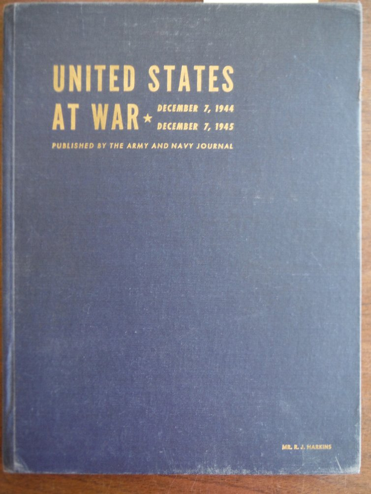 Image 0 of The Army and Navy Journal - Volume LXXXIII Number 15, Whole Number 3300 - United