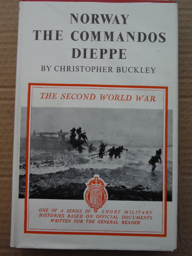Norway; The Commandos; Dieppe (Second World War, 1939;45 series)