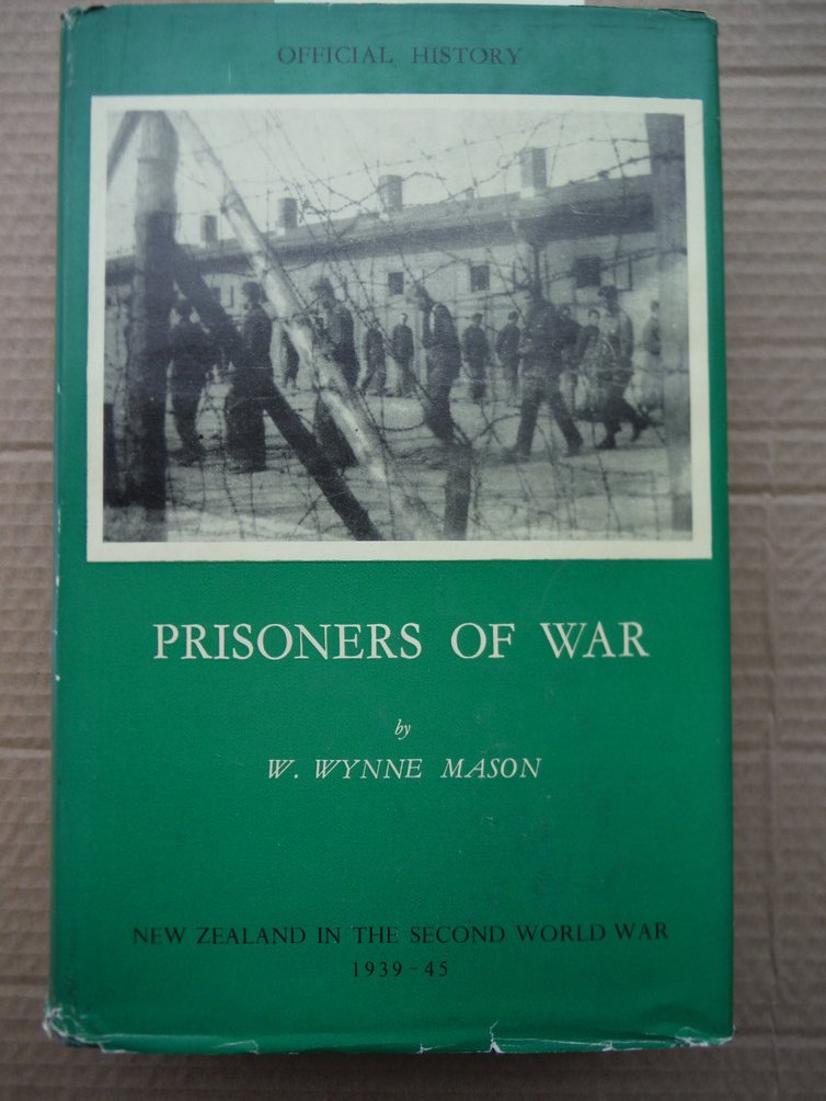 Image 0 of Prisoners of War - Official History of New Zealand in the Second World War.