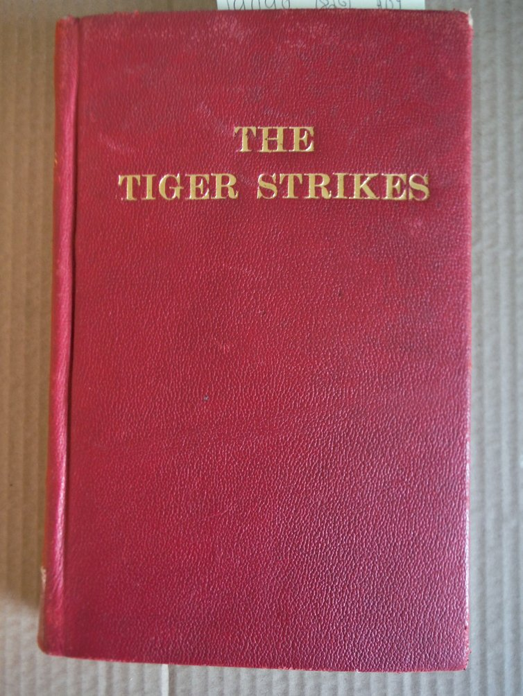 Image 0 of The Tiger Strikes India's Fight in the Middle East