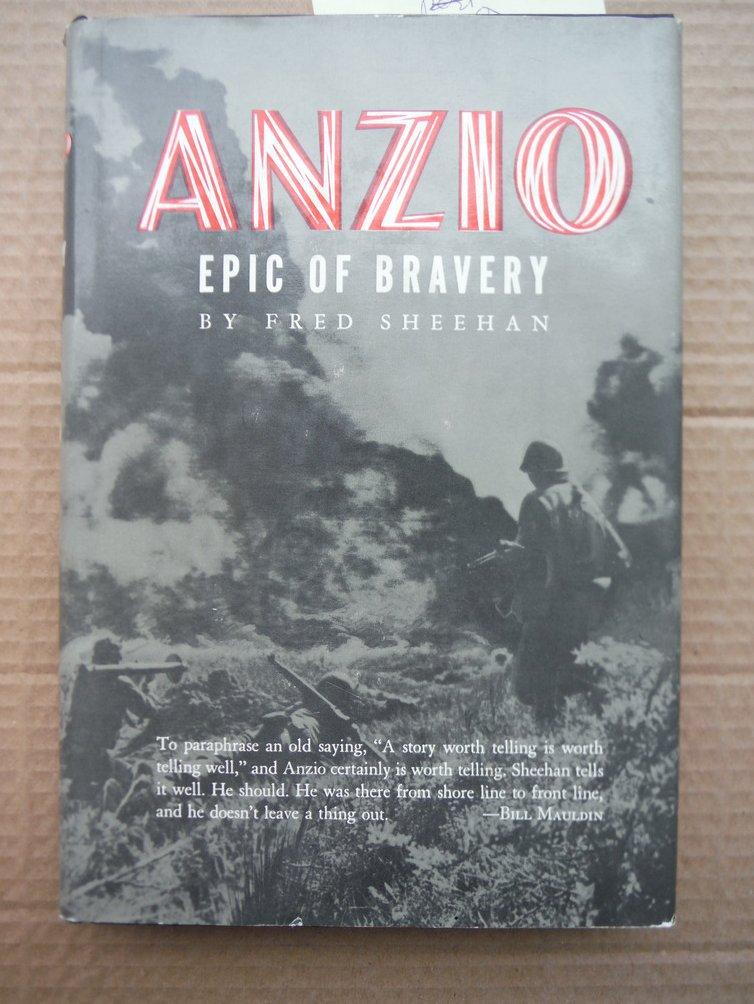 Anzio Epic of Bravery