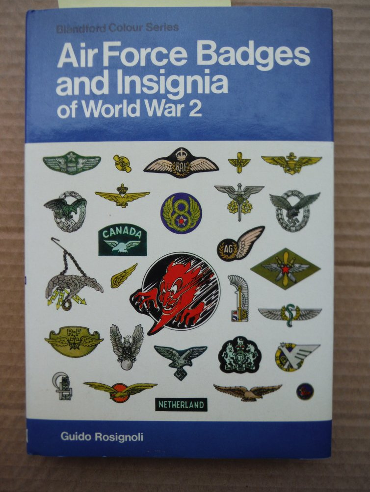 Air Force Badges and Insignia of World War 2