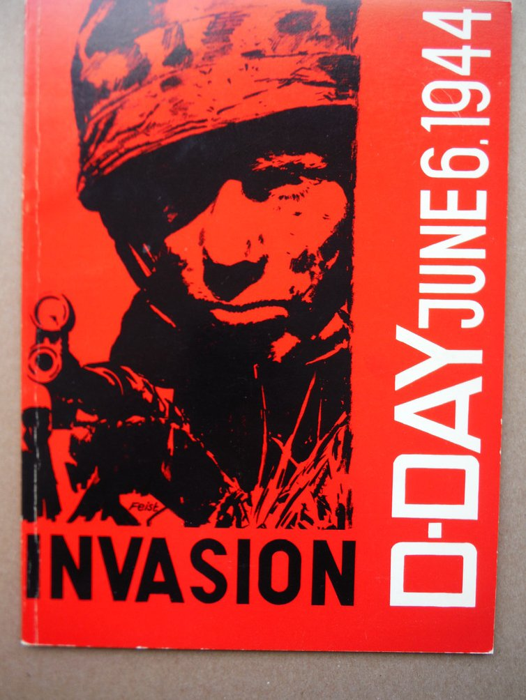 Invasion D-Day June 6, 1944