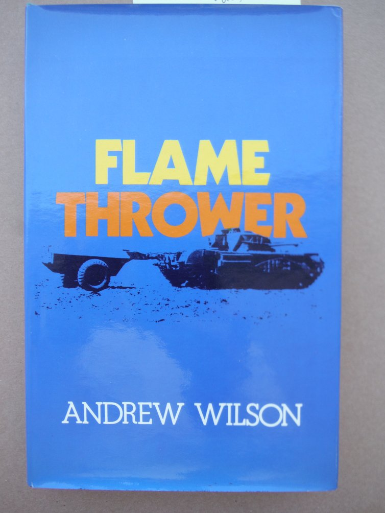 Image 0 of FLAME THROWER