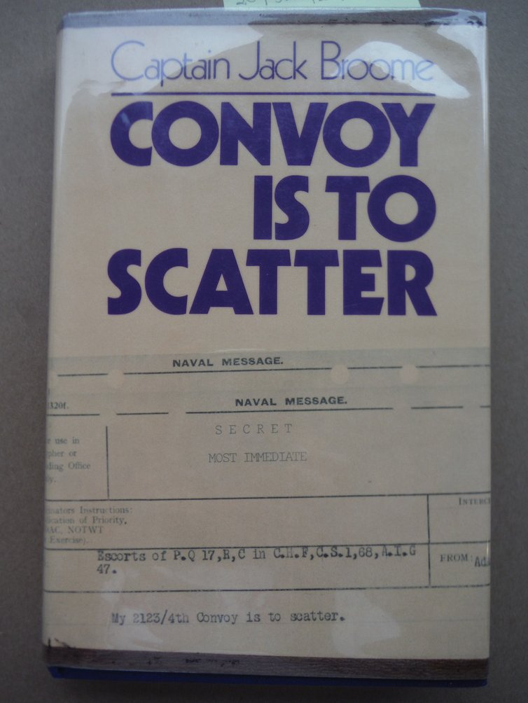 Image 0 of Convoy is to Scatter