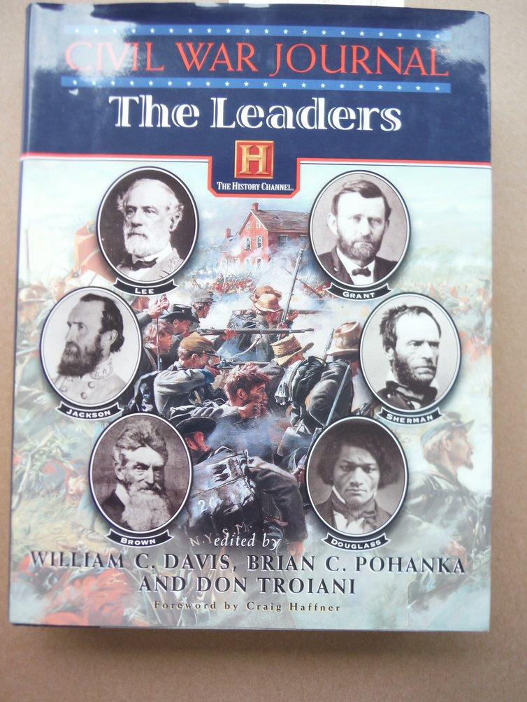 Civil War Journal: The Leaders (v. 1)