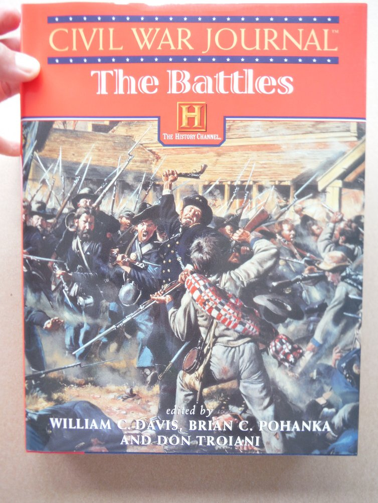Civil War Journal, Vol. 2: The Battles