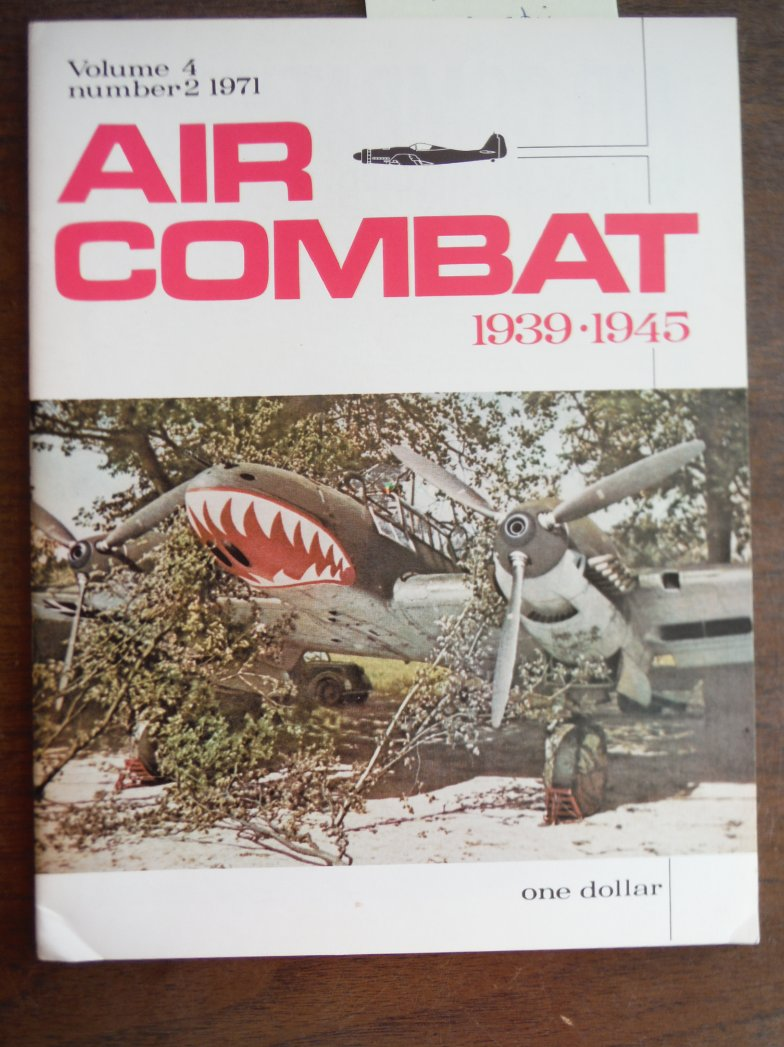 Air Combat 1939 - 1945 Vol. 4 No 2  1971
