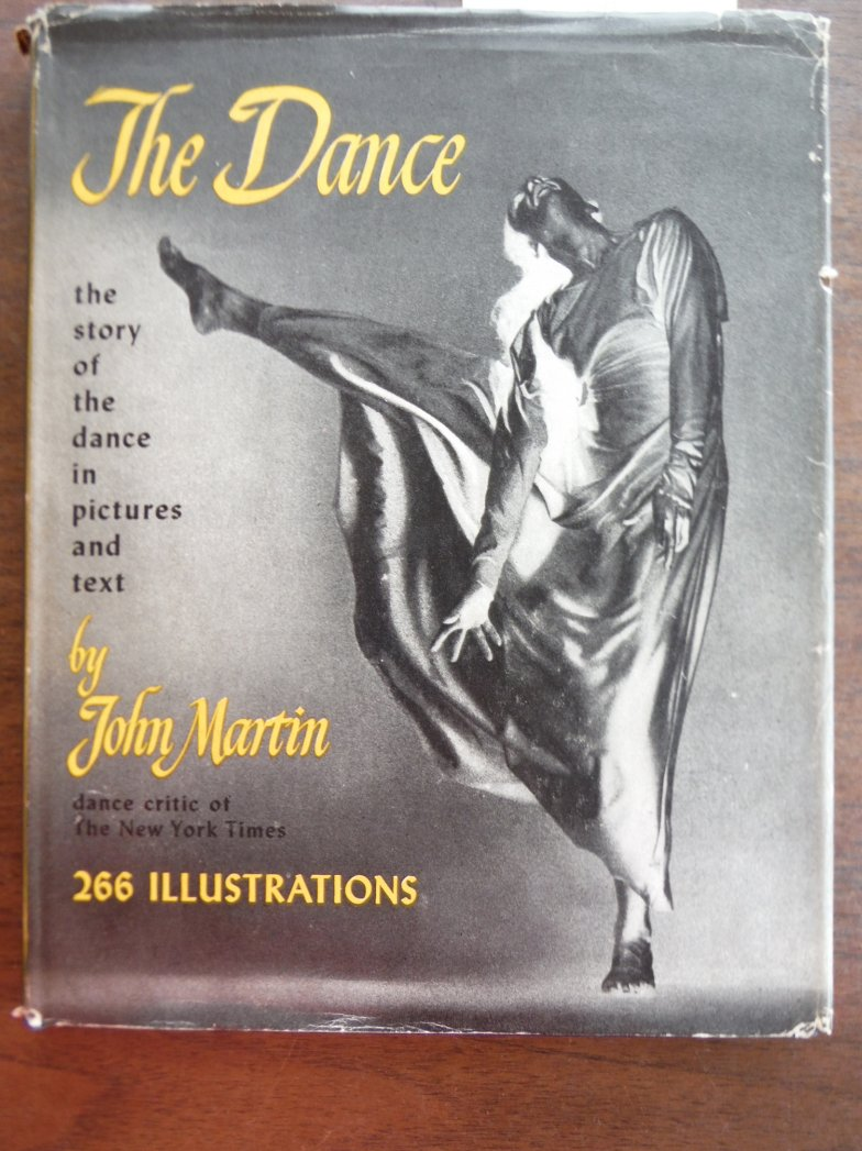 The Dance: The Story of the Dance Told in Pictures and Text.