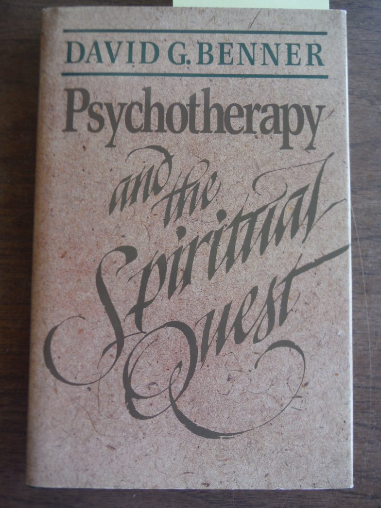 Psychotherapy and the Spiritual Quest