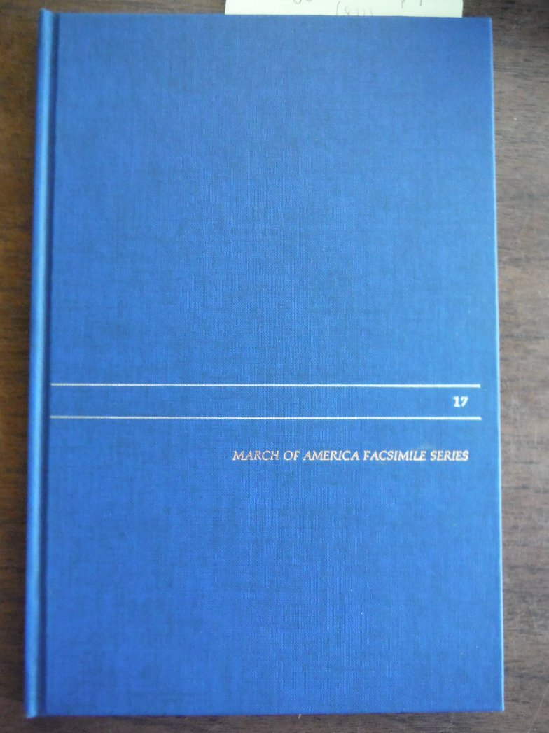 A Most Prosperous Voyage (March of America Facsimile Series, No. 17)