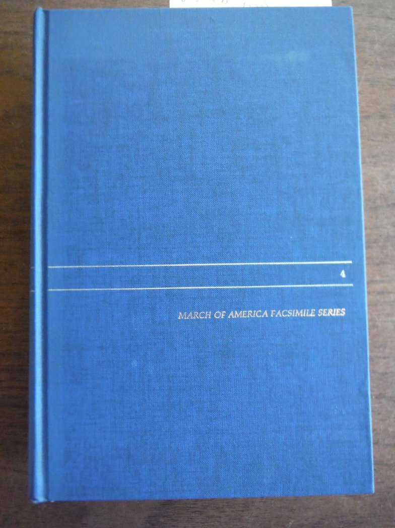 The Decades of the Newe Worlde or West India (March of America Facsimile Series