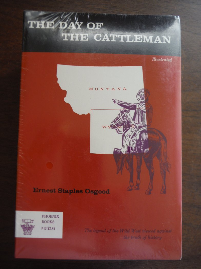 The Day of the Cattleman. (Phoenix Books)