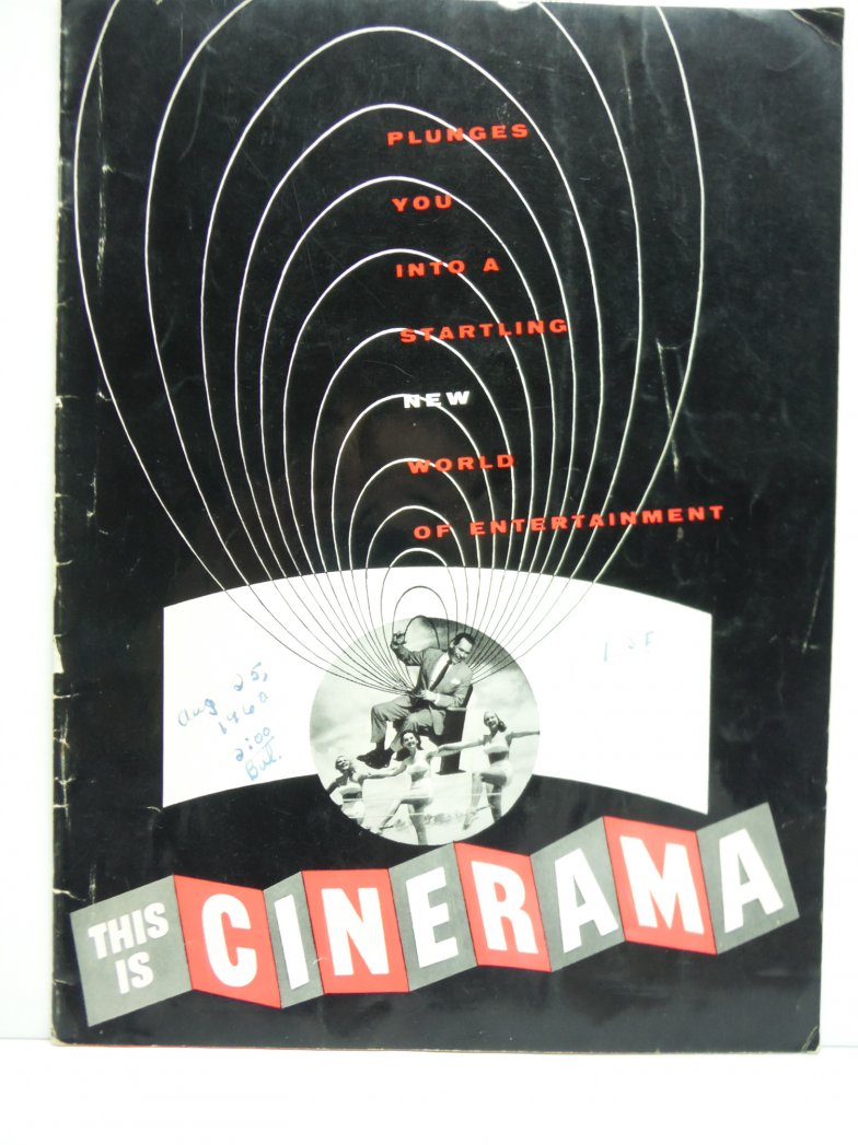 This is Cinerama 1954