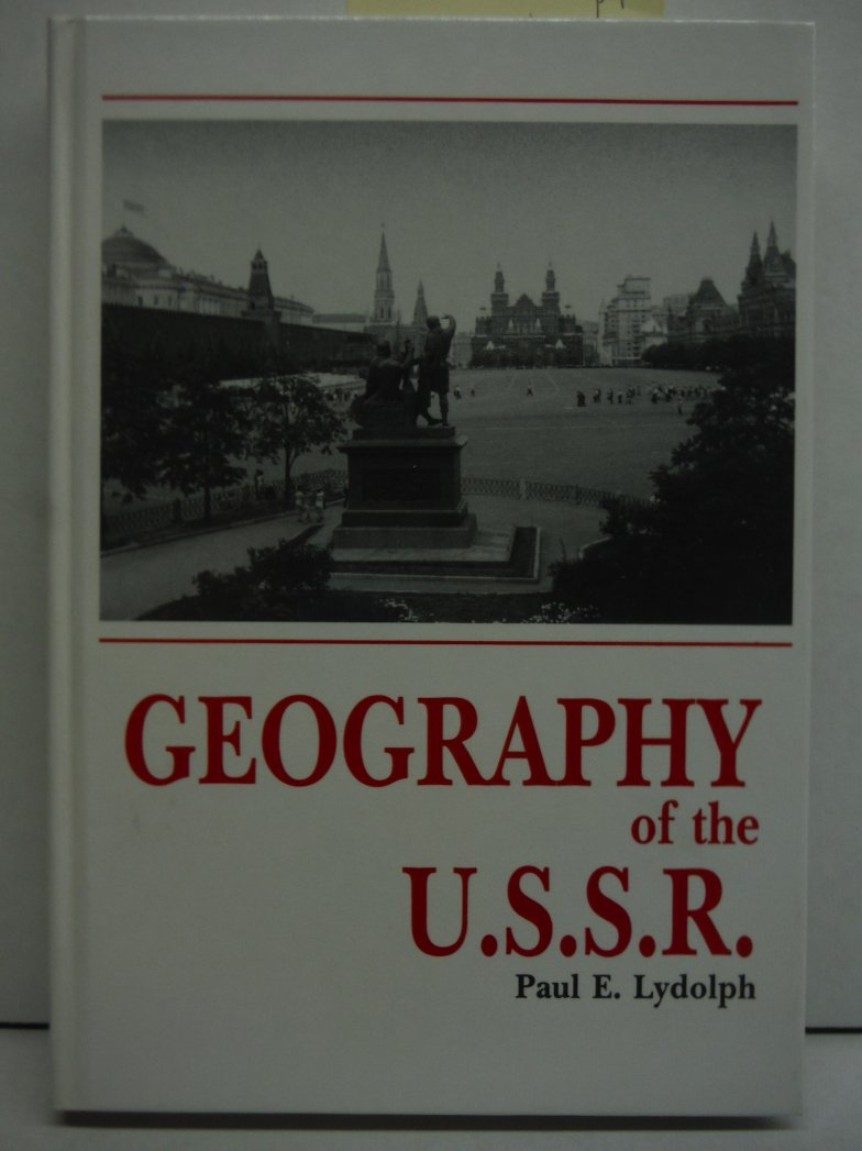 Geography of the USSR - Fifth Edition