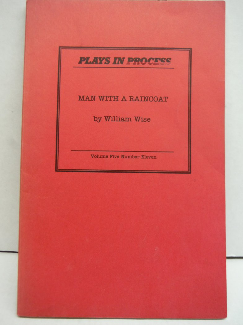 Man with A Raincoat (1979 Paperback Play)