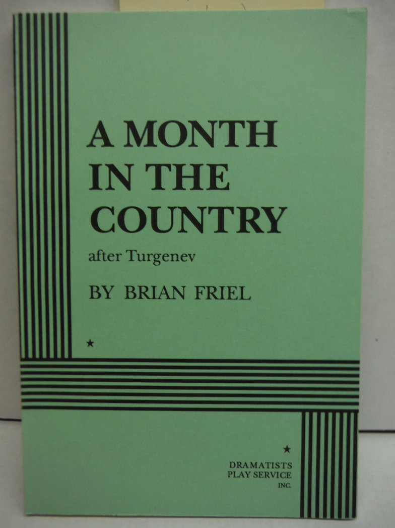 A Month in the Country after Turgenev