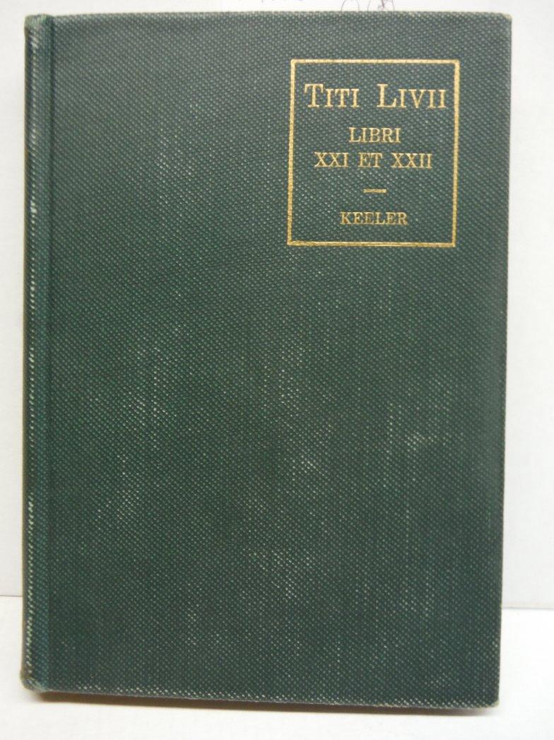 Titi Livii, Libri XXI rt XXII
