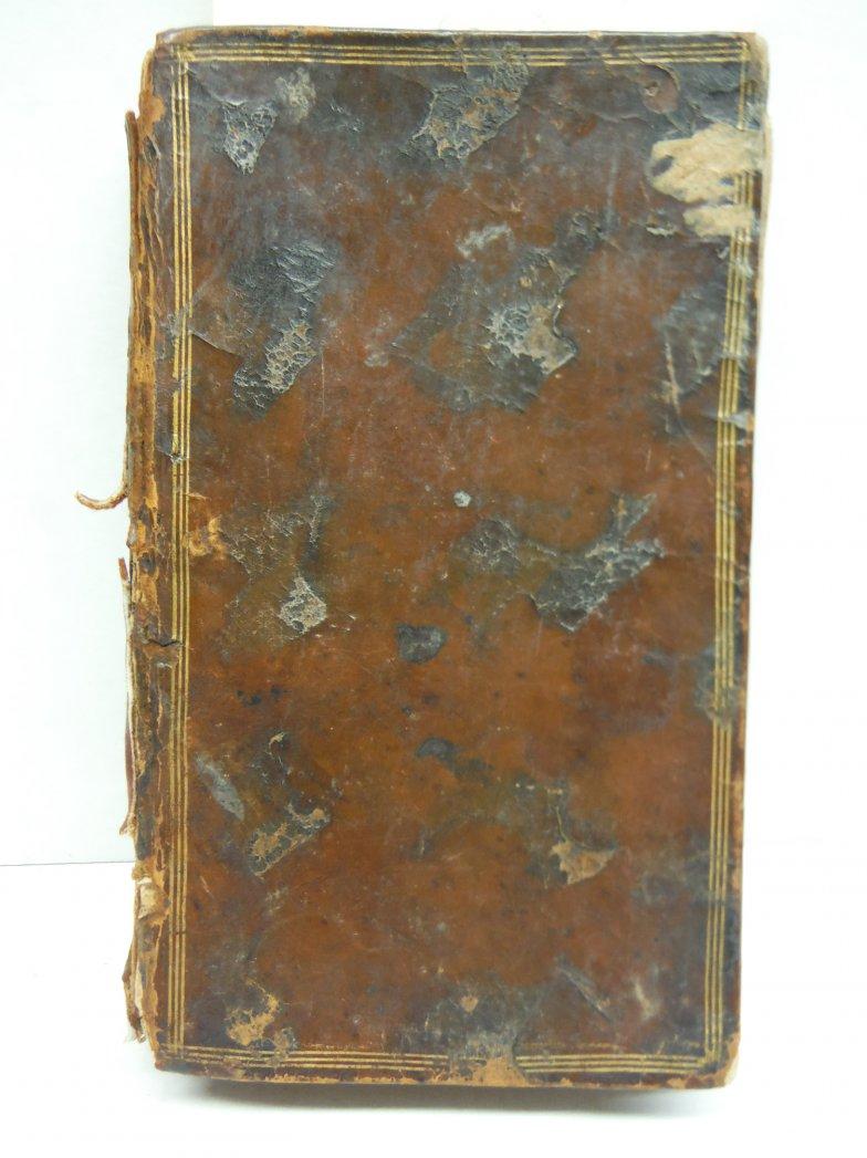 Almanach des Muses, Ou Choix des Poesies Fugitives de 1768