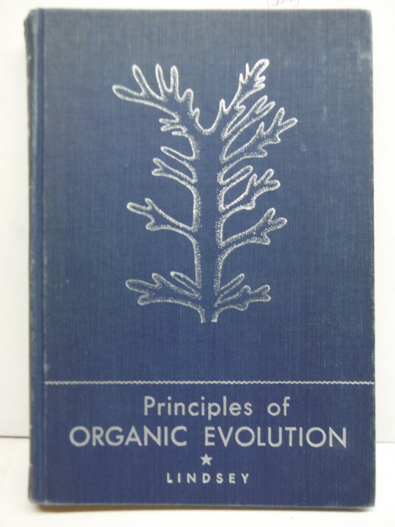 Principles of Organic Evolution