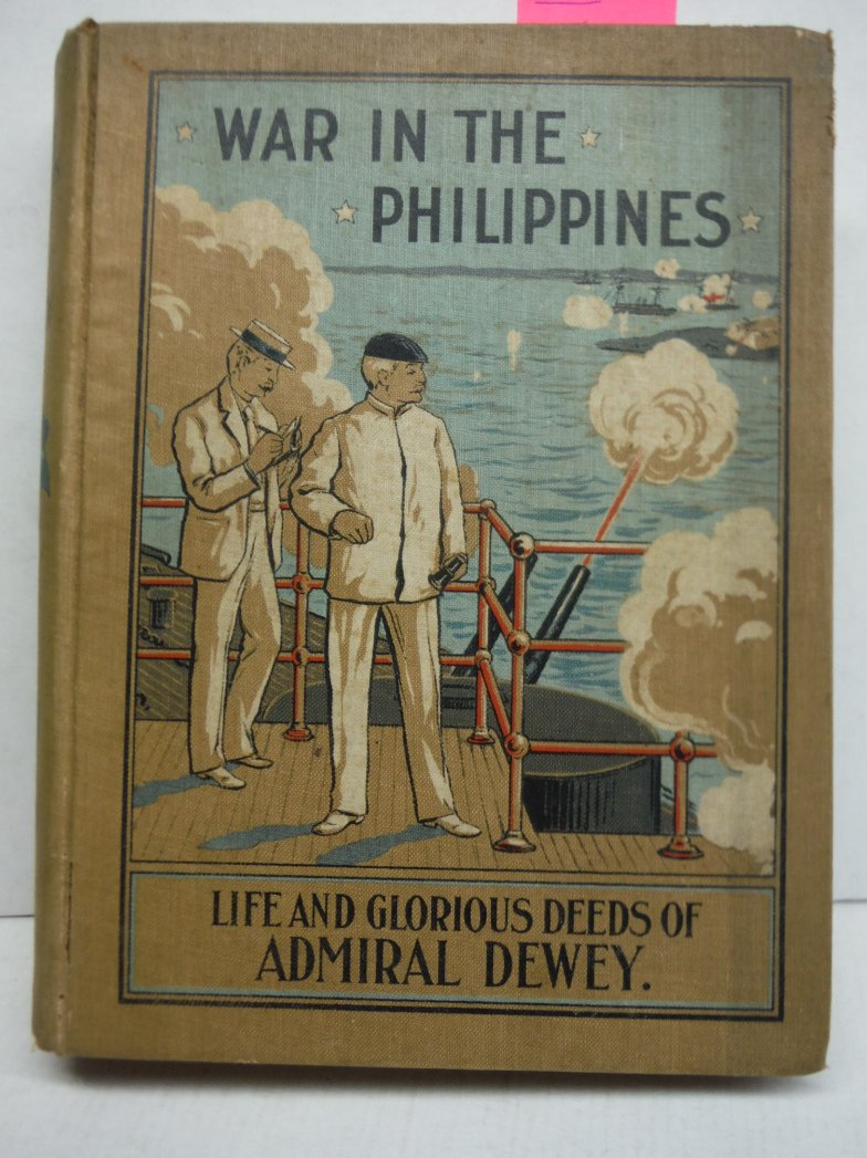 War in the Philippines (First Edition).