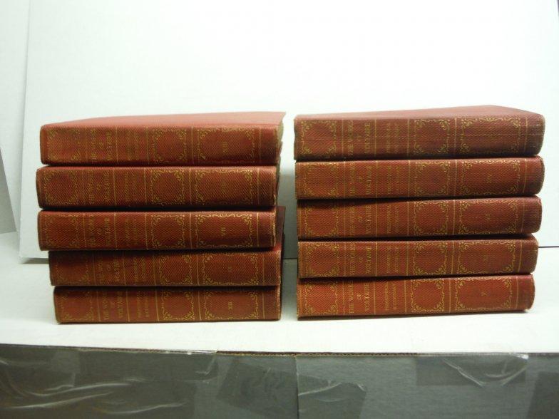 A Philosophical Dictionary - 10 Vols (Edition de la Paifiction)