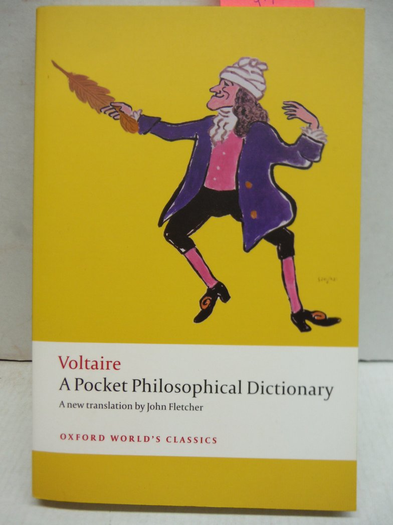 A Pocket Philosophical Dictionary (Oxford World's Classics)