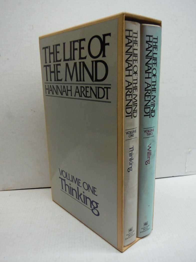 The Life of the Mind (2 Volumes)