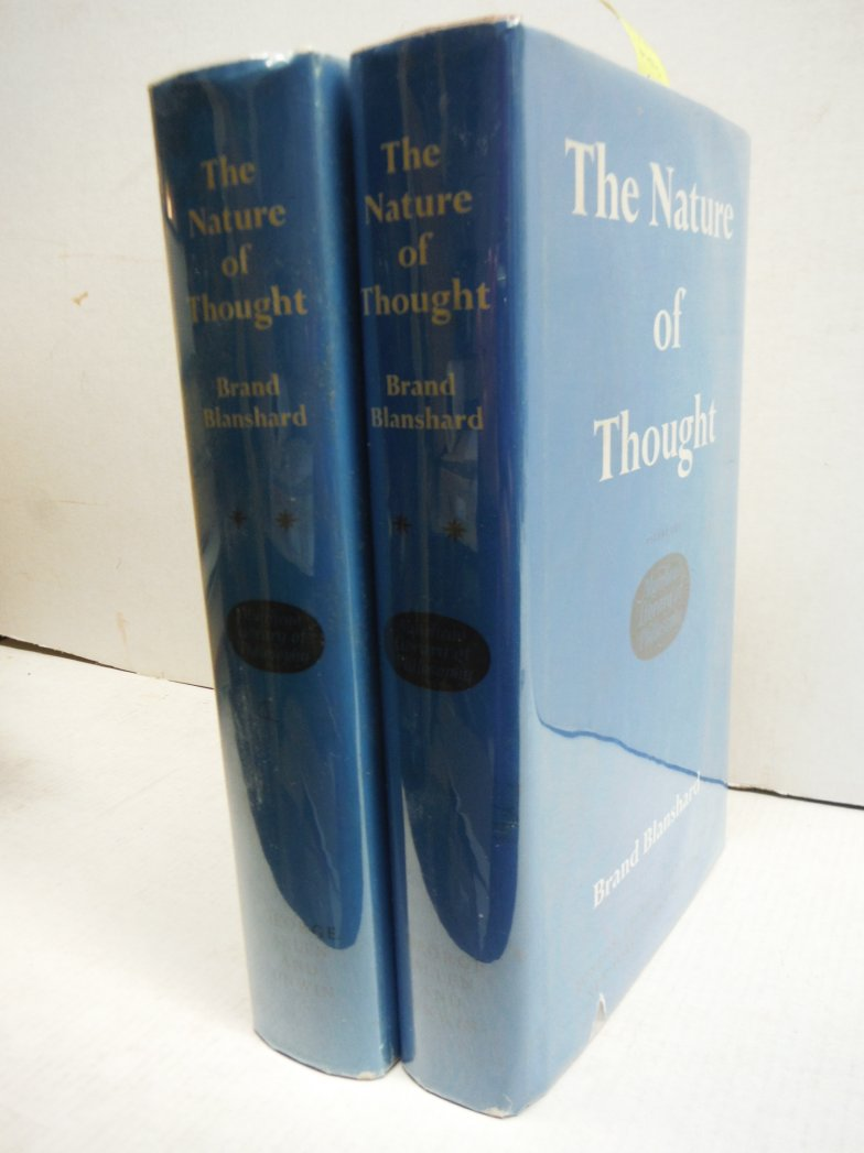 The Nature of Thought in Two Volumes