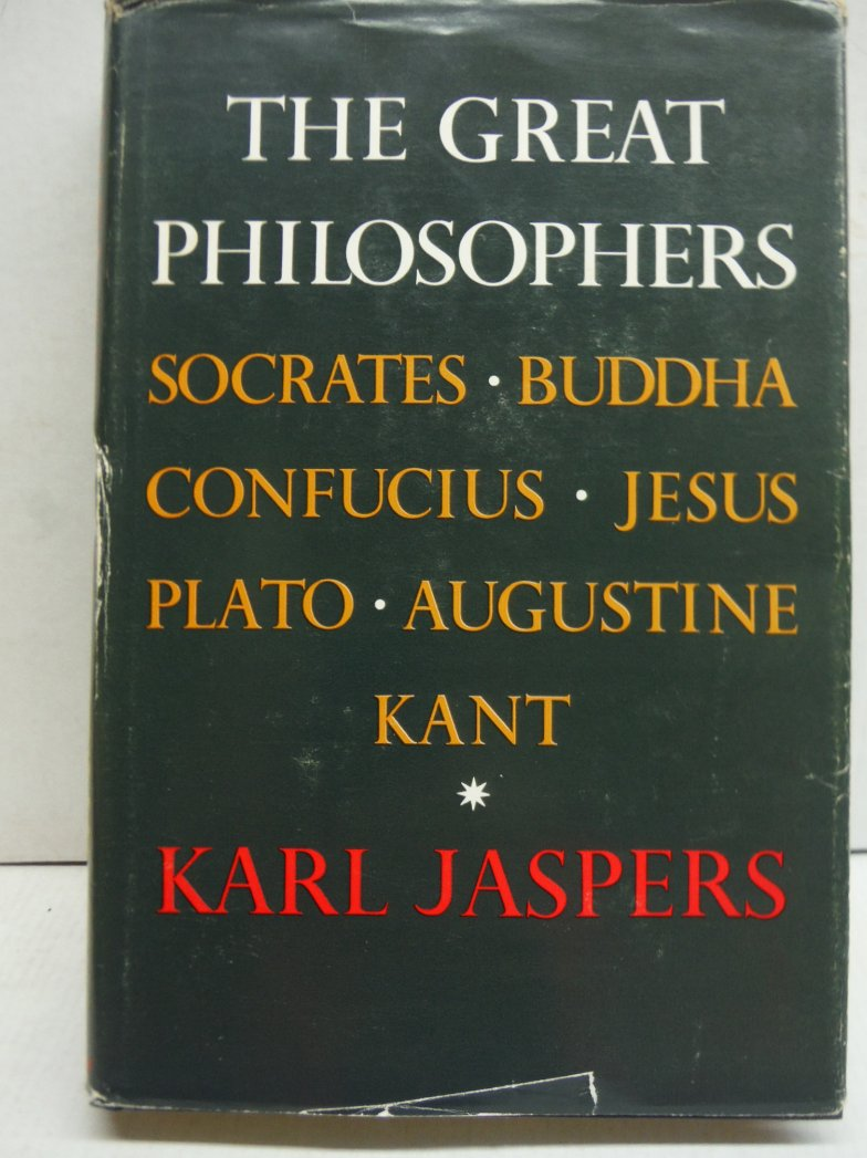 The great philosophers: The foundations, the paradigmatic individuals: Socrates,