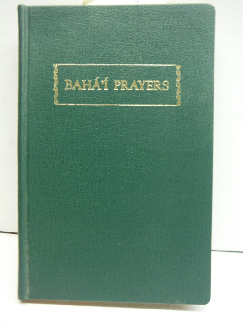 Baha'i Prayers