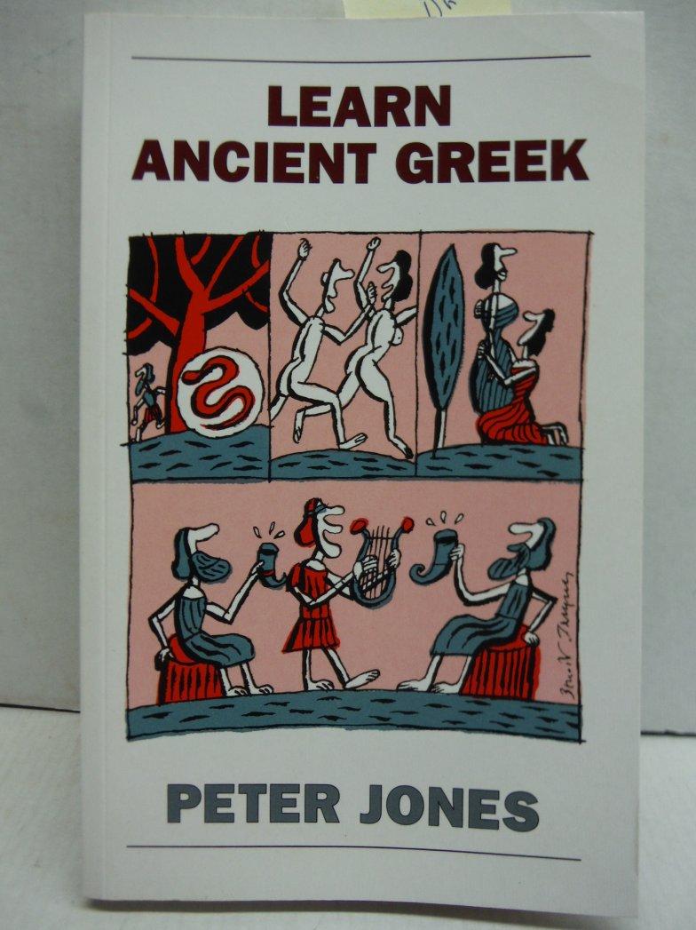 Learn Ancient Greek (Greek and Latin Language)