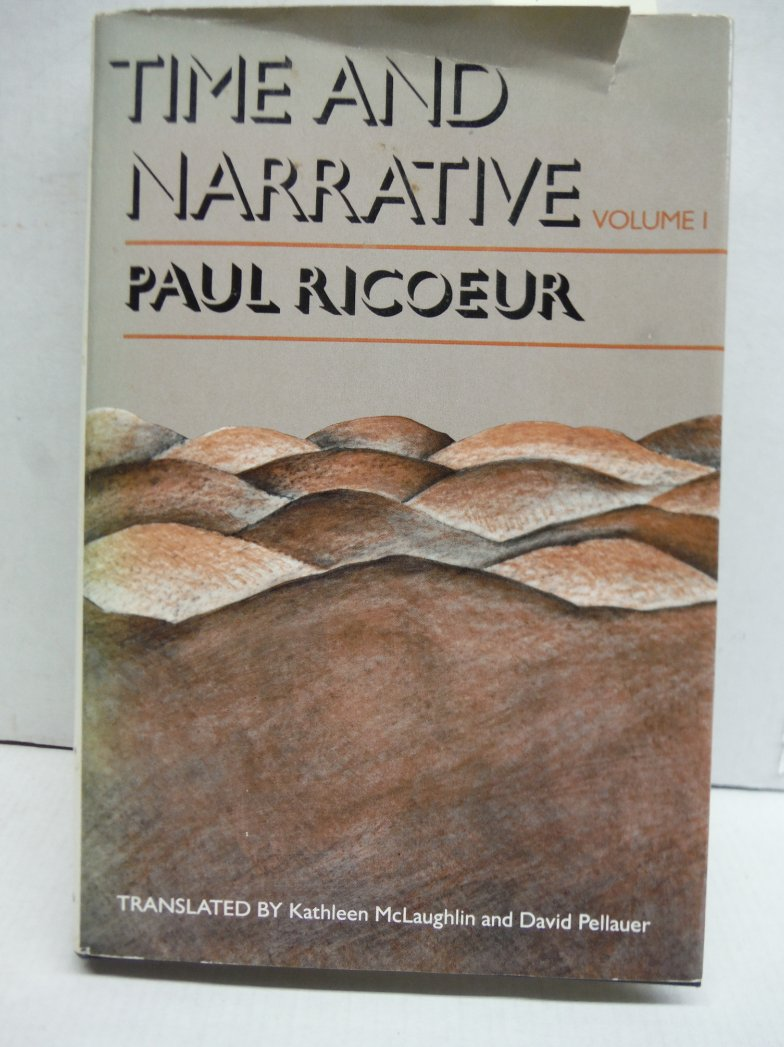 Time and Narrative Volume 1 (English and French Edition)