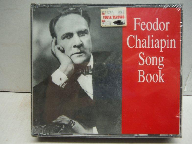 Feodor Chaliapin Songbook