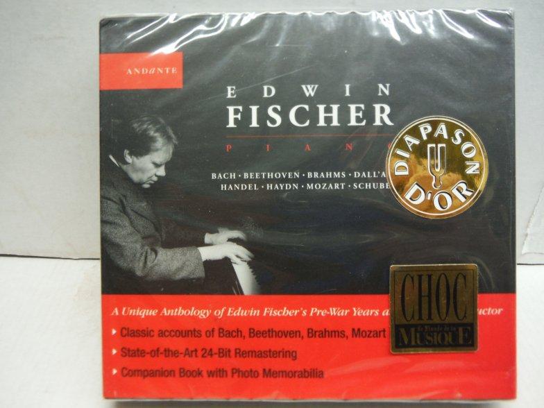 Edwin Fischer: Piano