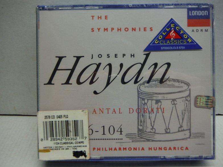 Haydn Symphonies 34-47 Antal Dorati