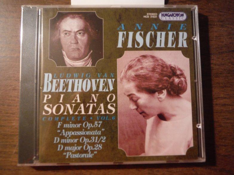 Complete Piano Sonatas VI: Op.57, 31/2, 28