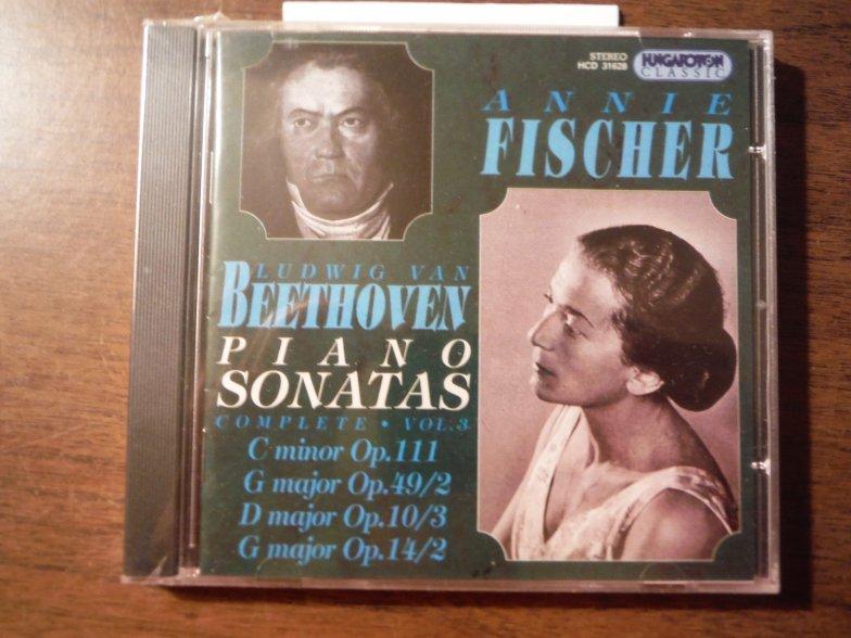 Beethoven: Complete Piano Sonatas, Vol. 3