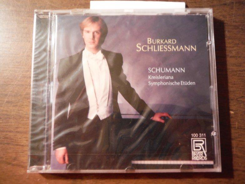 Kreisleriana Op 16 / Symphonic Etudes Op 13